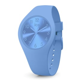 Ice-Watch Ice-Colour Lichtblauw Small 34mm