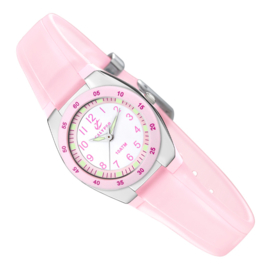 Calypso Mini Kinderhorloge 10ATM 25mm Roze