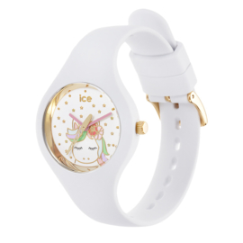 Ice-Watch Ice-Fantasia Eenhoorn White EXTRA SMALL 28mm