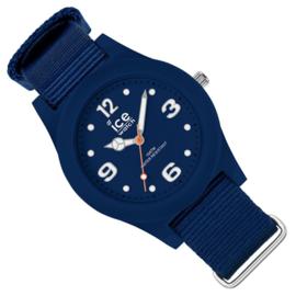 Ice-Watch Slim Nature Ocean Blue Horloge 36mm