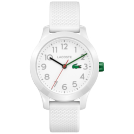 Lacoste 12.12 Kinderhorloge Wit 32mm