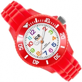 Ice-Watch Ice-Mini Kinderhorloge Rood 28mm