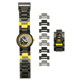 LEGO Batman Movie Batman Schakel-Minifiguur Kinderhorloge