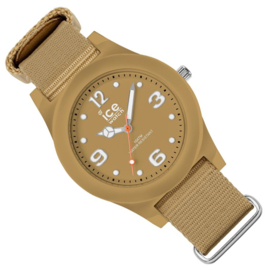 Ice-Watch Slim Nature Ground Beige Horloge 36mm