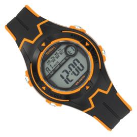 Tekday Digitaal Sporthorloge 3 Alarmen 100m Zwart