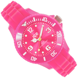 Ice-Watch Ice-Sili Mini Neon Pink 30mm