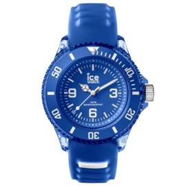 Ice-Watch Ice Aqua Marine Small Donkerblauw 38mm
