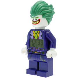 LEGO Batman Movie Wekker The Joker 20cm