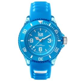 Ice-Watch Ice Aqua Malibu Small Lichtblauw 38mm