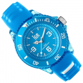Ice-Watch Ice Aqua Malibu Small Lichtblauw 38mm