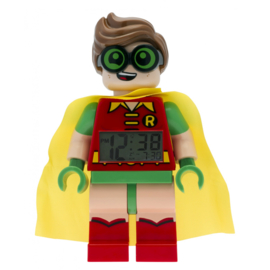 LEGO Batman Movie Wekker Robin 20cm