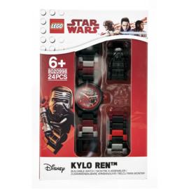 LEGO Star Wars Kylo Ren Schakel-Minifiguur Kinderhorloge
