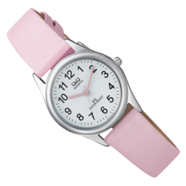 Q&Q Kinderhorloge Roze 27mm