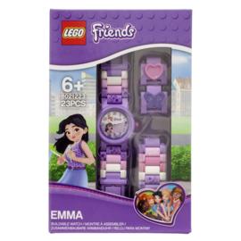 LEGO Friends Emma Schakelband Meisjeshorloge