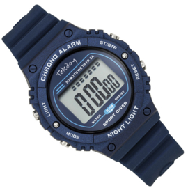 Tekday Sport Diver Digitaal Horloge 10ATM Blauw