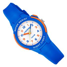 Calypso Kinderhorloge Wijzerplaatverlichting 10ATM 30mm Blauw