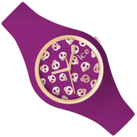 Ice-Watch Ice-Skull Purple Small 34mm