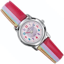 Certus Meisjes Horloge Kermis 26mm Roze