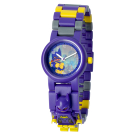 LEGO Batman Movie Batgirl Schakel-Minifiguur Kinderhorloge