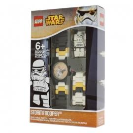 LEGO Star Wars Stormtrooper Schakel-Minifiguur Kinderhorloge