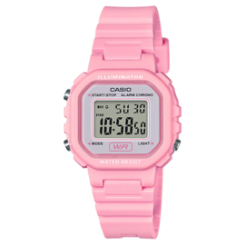 Casio Kids Digitaal Kinderhorloge Roze 29mm
