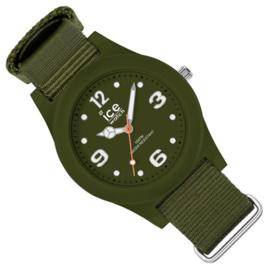 Ice-Watch Slim Nature Mountain Green Horloge 36mm