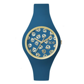 Ice-Watch Ice-Skull Blue Small 34mm