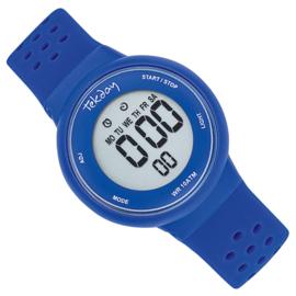 Tekday Digitaal Kinderhorloge 3 Alarmen 100m Blauw