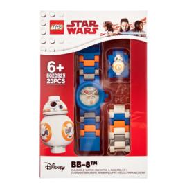 LEGO Star Wars BB-8 Schakel-Minifiguur Kinderhorloge