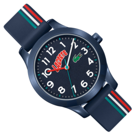 Lacoste 12.12 Kinderhorloge Racing Blauw 32mm