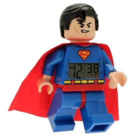 LEGO Super Heroes Wekker Superman 20cm
