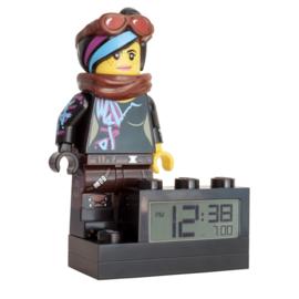 LEGO Movie Wekker Wyldstyle 15cm