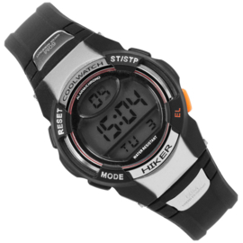 Coolwatch Digitaal Jongenshorloge Hiker Black