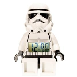 LEGO Star Wars Stormtrooper Wekker 20cm