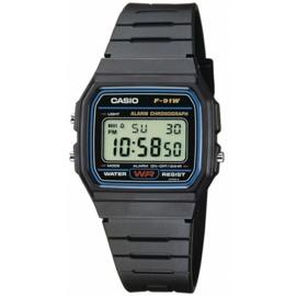 Casio Alarm Chronograaf Digitaal Horloge 3ATM 33mm