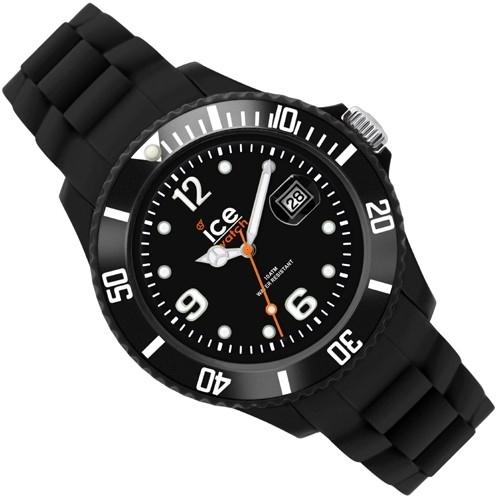 Ice-Watch Ice-Sili Small Black 38mm