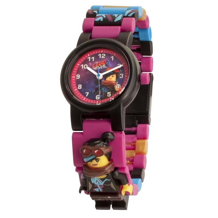 LEGO Movie 2 Wyldstyle Schakel-Minifiguur Kinderhorloge