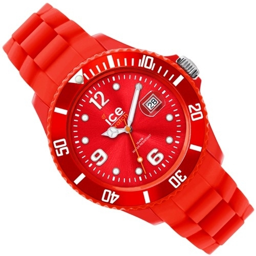 Ice-Watch Ice-Sili Small Red 38mm