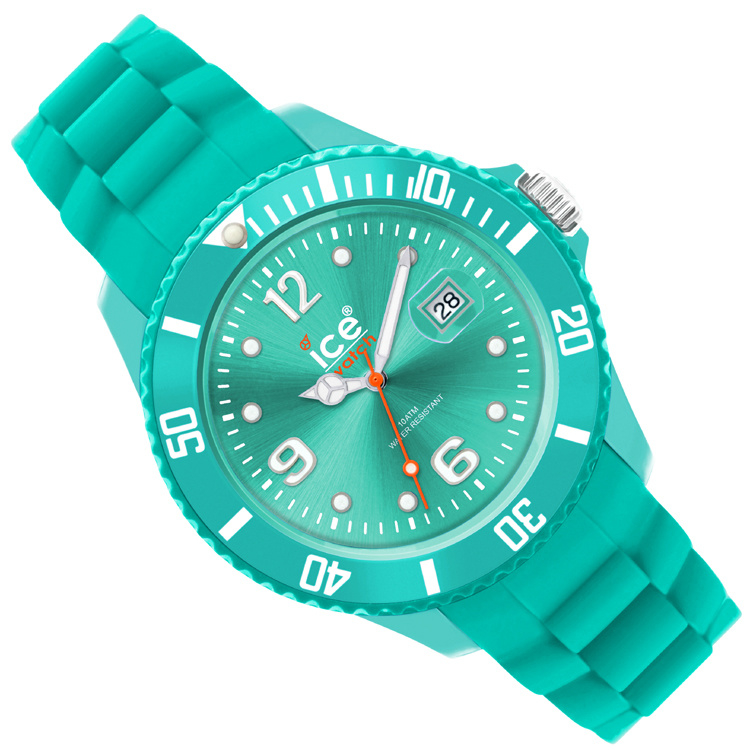 Ice-Watch Sili Summer Small Turquoise 38mm