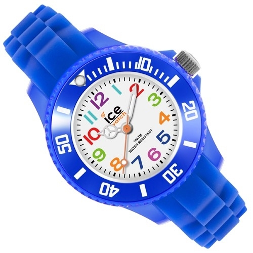 Ice-Watch Ice-Mini Kinderhorloge Blauw 28mm