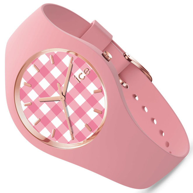 Ice-Watch Ice-Change Vichy Pink Small 34mm