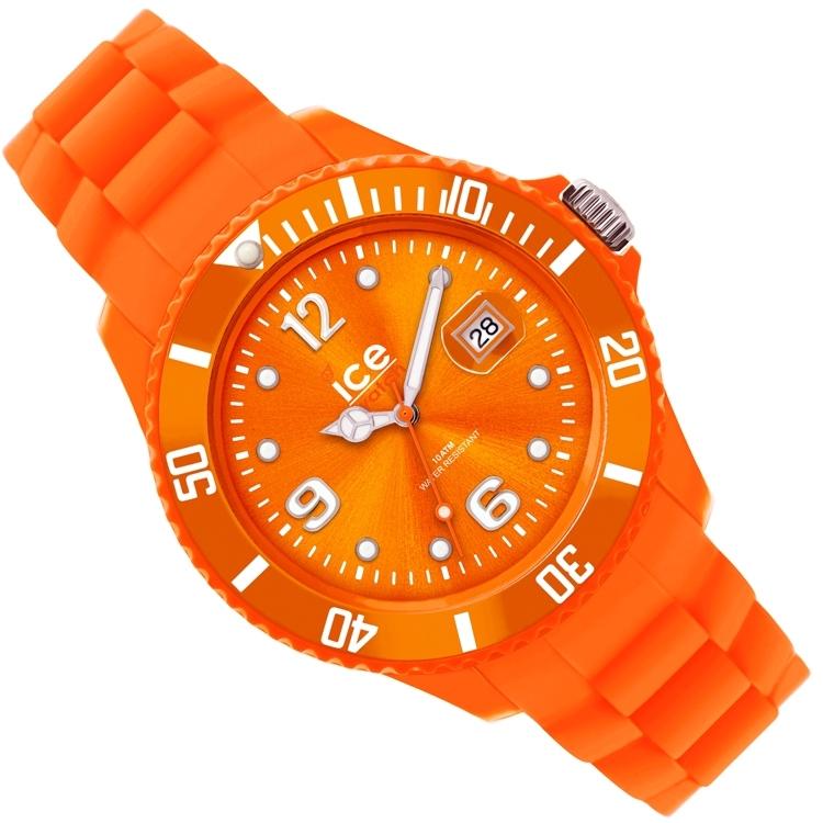 Ice-Watch Ice-Sili Small Orange 38mm