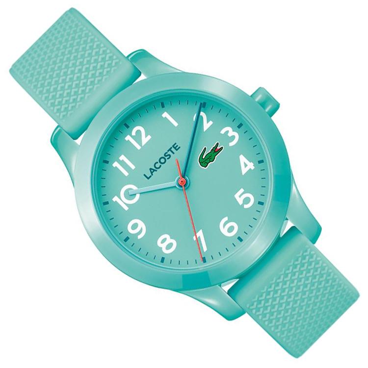Lacoste 12.12 Kinderhorloge Turquoise 32mm