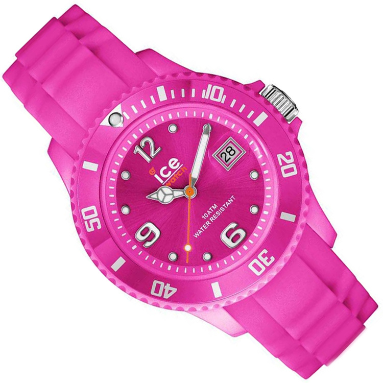 Ice-Watch Ice-Sili Small Neon Pink 38mm
