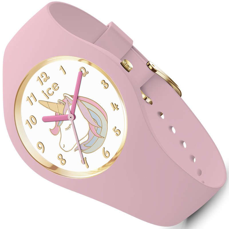Ice-Watch Ice-Fantasia Eenhoorn Pink Small 34mm