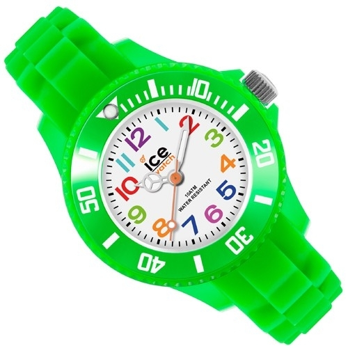Ice-Watch Ice-Mini Kinderhorloge Groen 28mm