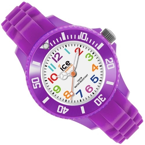 Ice-Watch Ice-Mini Kinderhorloge Paars 28mm