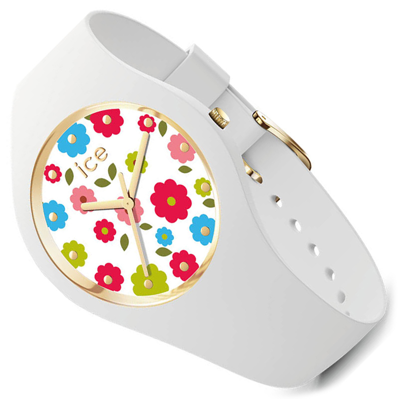 Ice-Watch Ice-Flower White Small 34mm