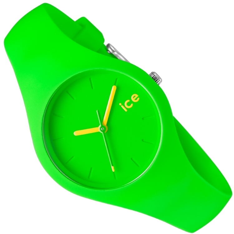 Ice-Watch Ice-Ola Neon Green Small 34mm