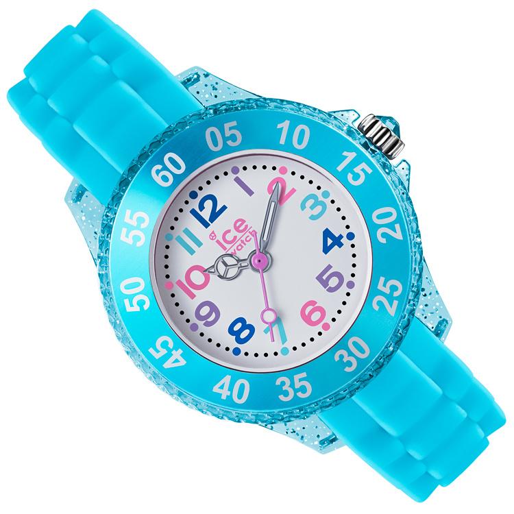 Ice-Watch Ice-Mini-Princess Swarovski® Small Turquoise 28mm